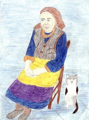 Alexandra Băbuță, cl. a VI, a - Premiul II