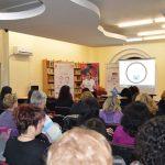 Biblioteca și publicul tânăr - ateliere profesionale