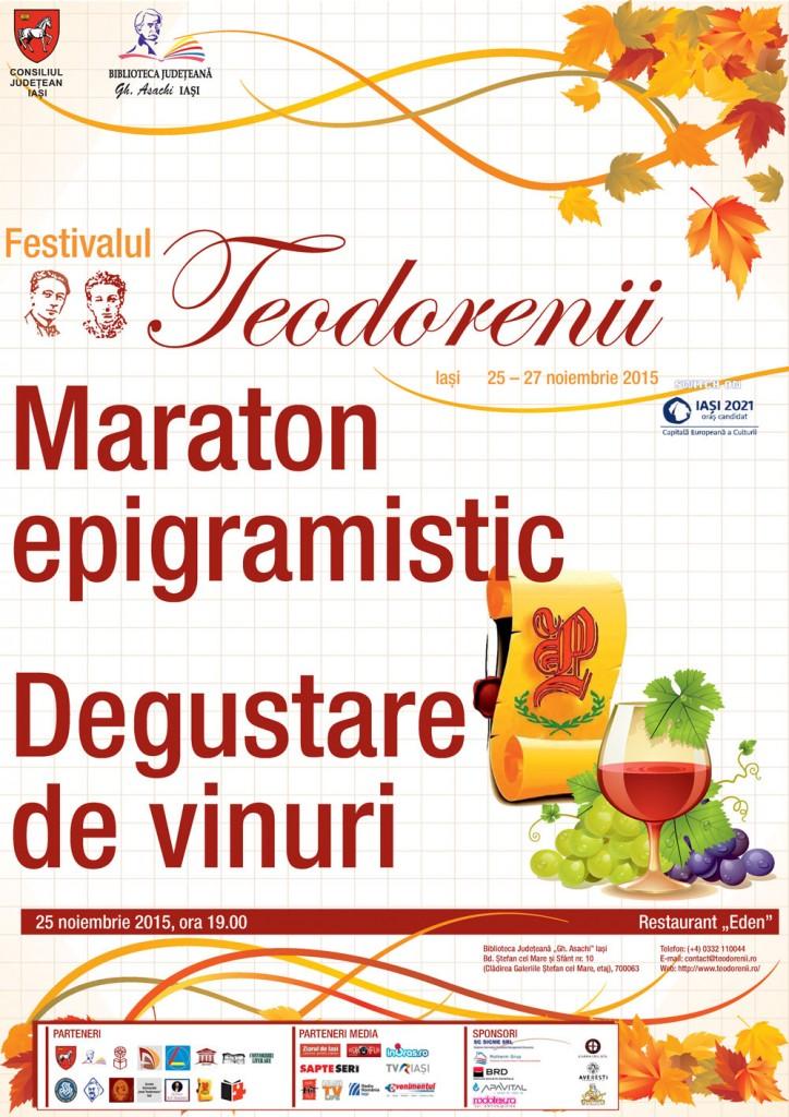 25-maraton epigramistic-Restaurant Eden