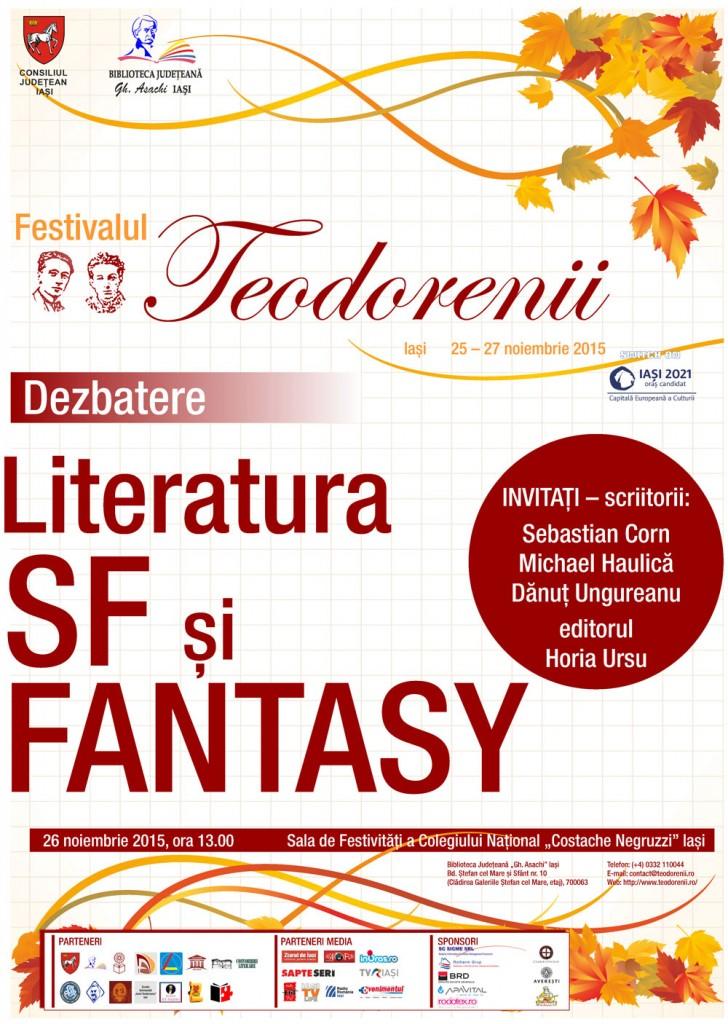 26-Literatura SF si Fantasy-Liceul Negruzzi