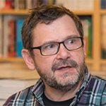 Bogdan Hrib — scriitor, editor, director al editurii Tritonic